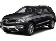 2015_Mercedes-Benz_ML_350 4MATIC® SUV_ Marion IL