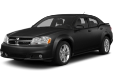 2013_Dodge_Avenger_SXT Front-wheel Drive Sedan_ Crystal River FL