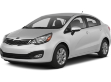 2013_Kia_Rio_LX Sedan_ Crystal River FL