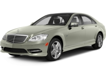 2013_Mercedes-Benz_S-Class_S550_ Knoxville TN