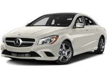 2016_Mercedes-Benz_CLA_250 4MATIC® COUPE_ Salem OR