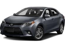 2014_Toyota_Corolla_LE_ Murfreesboro TN