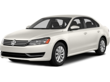 2014_Volkswagen_Passat_TDI SE_ Watertown NY