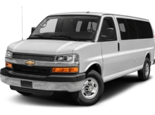 2017_Chevrolet_Express Passenger_LT_ Austin TX
