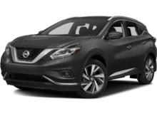 2017_Nissan_Murano_Platinum_ Pharr TX