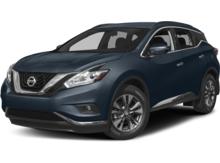 2017_Nissan_Murano_SV_ Murfreesboro TN