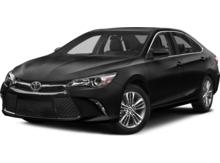 2017_Toyota_Camry_SE_ Austin TX