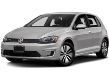 2016_Volkswagen_e-Golf_SE_ Los Angeles CA