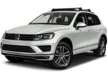 2016_Volkswagen_Touareg_Lux_ Brainerd MN