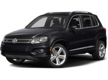 2016_Volkswagen_Tiguan_R-Line_ Murfreesboro TN