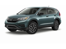 2016_Honda_CR-V_SE AWD_ Henderson NV