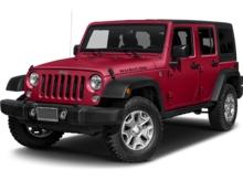 2016_Jeep_Wrangler Unlimited_Rubicon_ Austin TX