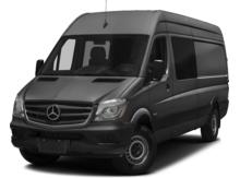 2018_Mercedes-Benz_Sprinter 2500 Crew Van__ Salem OR