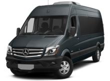 2018_Mercedes-Benz_Sprinter 2500 Passenger Van__ Bellingham WA