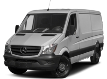 2018_Mercedes-Benz_Sprinter 2500 Worker Cargo Van__ Chicago IL