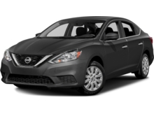 2018_Nissan_Sentra_SV_ Watertown NY