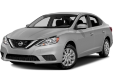 2018_Nissan_Sentra_S_ Watertown NY
