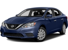 2017_Nissan_Sentra_SV_ Sumter SC