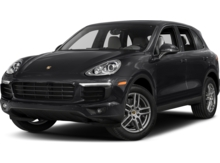 2016_Porsche_Cayenne_SUV_ Bakersfield CA