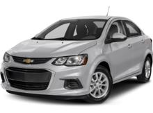2017_Chevrolet_Sonic_LT_ National City CA