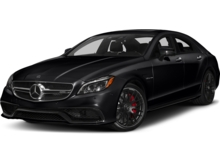 2017_Mercedes-Benz_CLS_63S AMG® Coupe_ Portland OR
