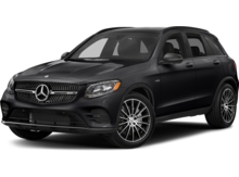 2019_Mercedes-Benz_GLC_AMG® 43 SUV_ Greenland NH