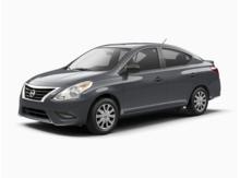 2017_Nissan_Versa_1.6 S Plus_ New Orleans LA