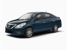 2017_Nissan_Versa_SV_ Henderson NV
