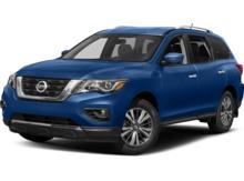 2017_Nissan_Pathfinder_SV_ Murfreesboro TN
