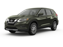 2017_Nissan_Rogue_S_ Pharr TX