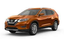 2017_Nissan_Rogue_SV_ Henderson NV