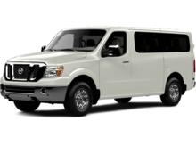 2017_Nissan_NV Passenger_SV_ Pharr TX