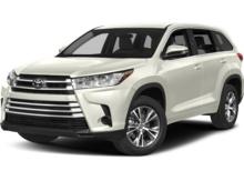 2018_Toyota_Highlander_LE_ Novato CA