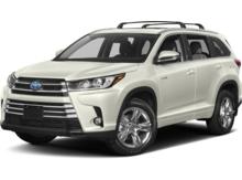 2018_Toyota_Highlander Hybrid_Limited Platinum_ Novato CA