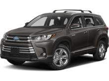 2019_Toyota_Highlander Hybrid_XLE_ Lexington MA