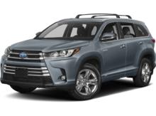 2019_Toyota_Highlander Hybrid_Limited Platinum_ Lexington MA