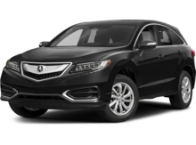 2018_Acura_RDX_AWD with Technology and AcuraWatch Plus Packages_ Falls Church VA