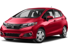 2018 Honda Fit LX Golden CO
