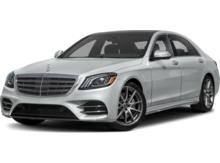 2019_Mercedes-Benz_S-Class_S 450 4MATIC®_ Chicago IL