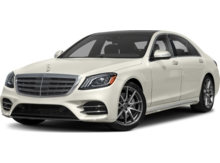 2019_Mercedes-Benz_S-Class_S 450_ Lexington KY