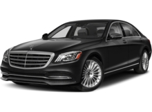 2019_Mercedes-Benz_S_560 Sedan_ Gilbert AZ