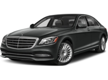2019_Mercedes-Benz_S-Class_S 560_ Lexington KY