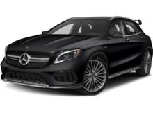 2019_Mercedes-Benz_GLA_AMG® 45 SUV_ Greenland NH