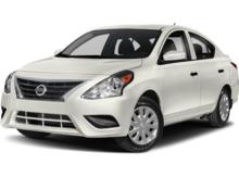 2018_Nissan_Versa_1.6 SV_ Murfreesboro TN