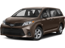 2019_Toyota_Sienna_LE_ Bakersfield CA