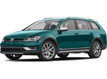 2018_Volkswagen_Golf Alltrack_ALLTRACK SE 4MO M/T_ Hickory NC