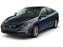 2019_Honda_Civic Sedan_EX-L CVT_ Washington PA
