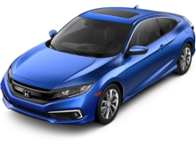 2019_Honda_Civic Coupe_2DR CPE EX CVT_ Brooklyn NY