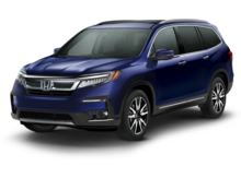 2019_Honda_Pilot_Touring w/Rear Captains Chairs_ Vineland NJ