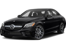 2019_Mercedes-Benz_C_AMG® 43 Sedan_ Greenland NH